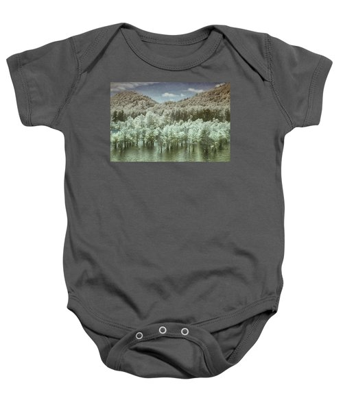 Dreaming Without Words Baby Onesie