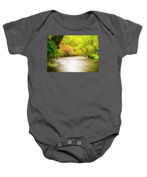 Dreamy Days Baby Onesie