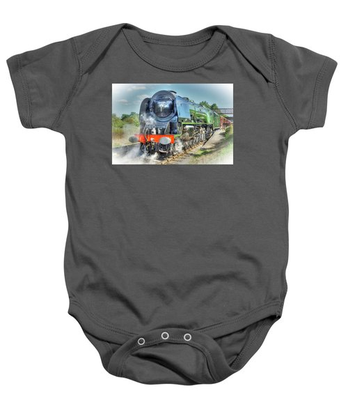 Duchess At Butterley Station Baby Onesie
