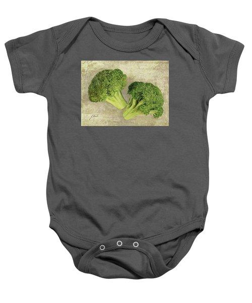 Due Broccoletti Baby Onesie