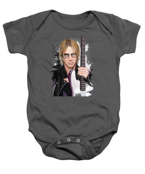 Duff Mckagan Baby Onesie
