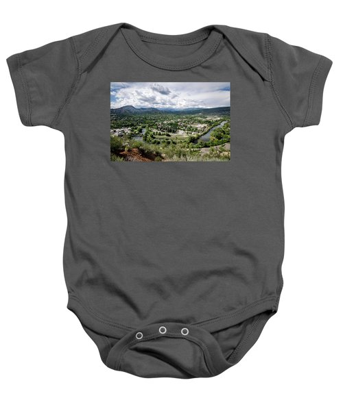 Durango No.2 Baby Onesie
