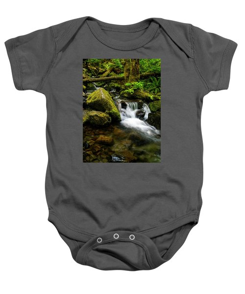 Eagle Creek Cascade Baby Onesie