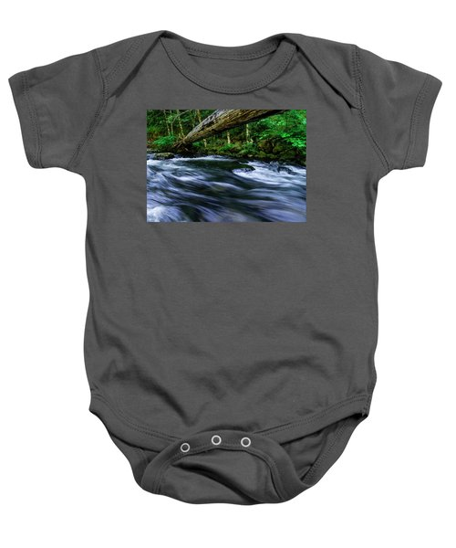 Eagle Creek Rapids Baby Onesie