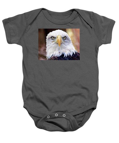 Eagle Eyes Baby Onesie