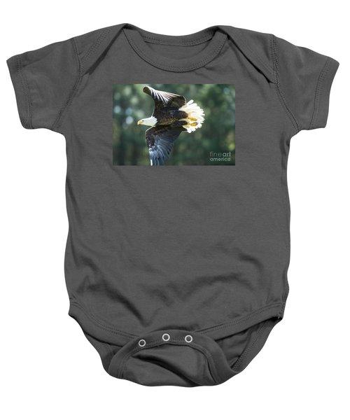 Eagle Flying 3005 Baby Onesie