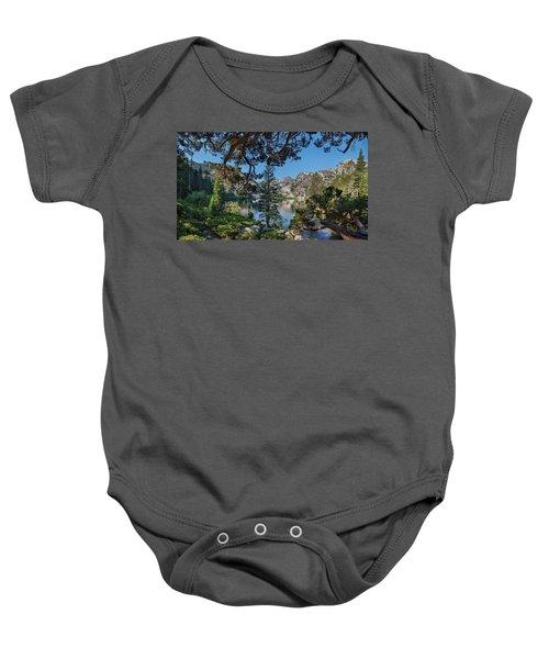 Eagle Lake - 2 Baby Onesie