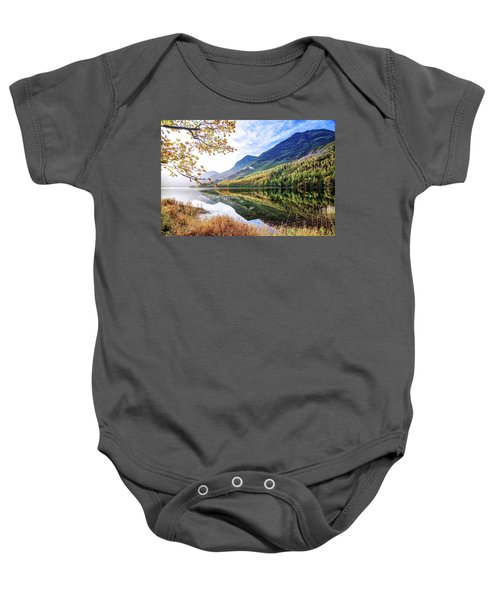 Early Morning Buttermere Baby Onesie