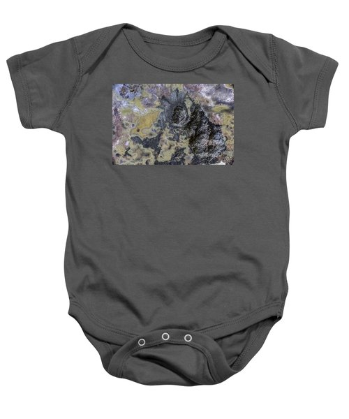 Earth Portrait 001-168 Baby Onesie