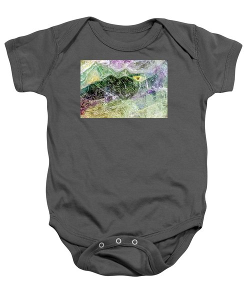 Earth Portrait 268 Baby Onesie