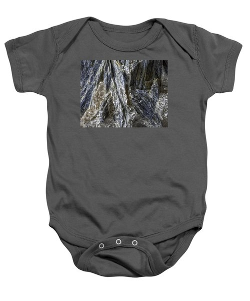 Earth Portrait Kyanite 001-089 Baby Onesie