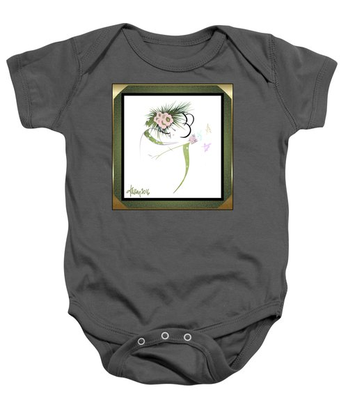 East Wind - Small Gathering 2 Baby Onesie