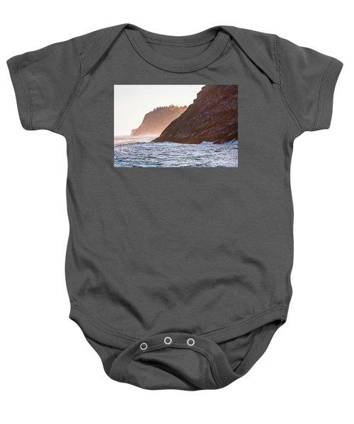 Eastern Coastline Baby Onesie