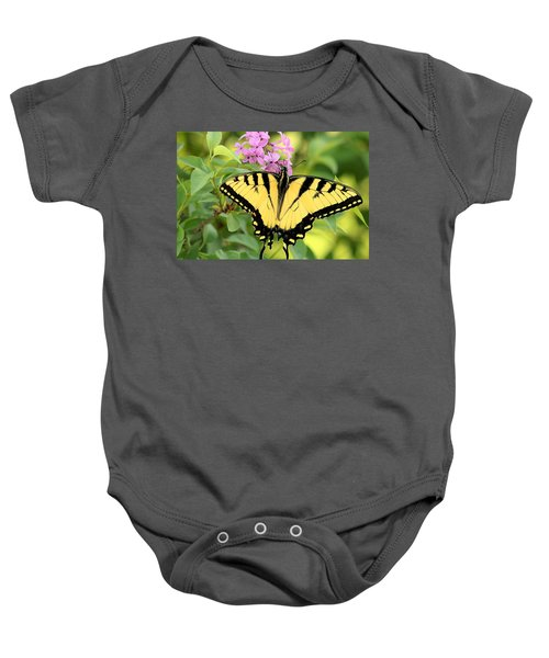 Eastern Tiger Swallowtail Butterfly Baby Onesie