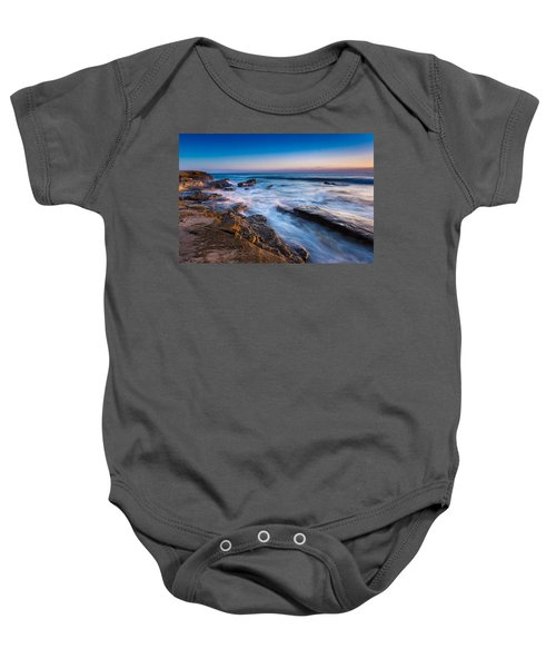 Ebb And Flow Baby Onesie