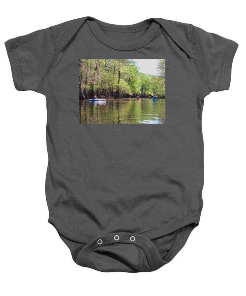 Ebenezer Creek Baby Onesie