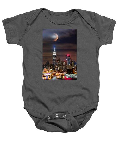 Eclipse Baby Onesie