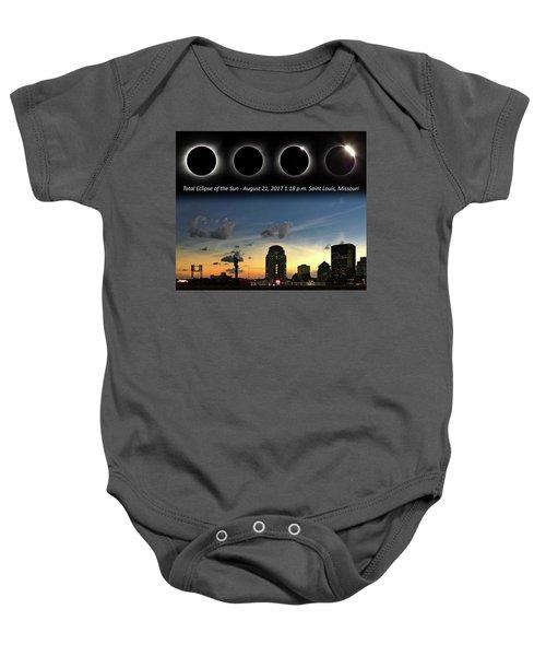 Eclipse - St Louis Baby Onesie