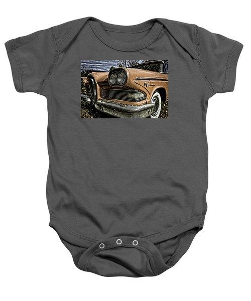 Edsel Ford's Namesake Baby Onesie