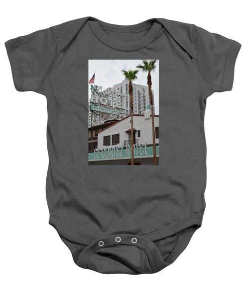 El Cortez Hotel Las Vegas Baby Onesie