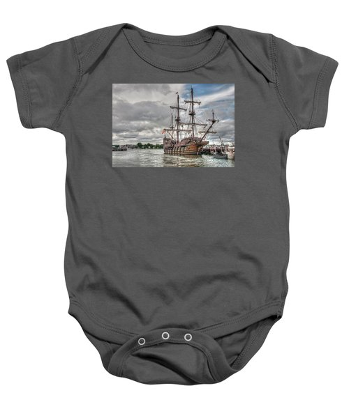 El Galeon Andalucia In Portsmouth Baby Onesie