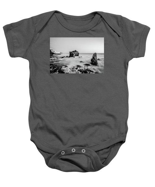 El Matador State Beach Baby Onesie