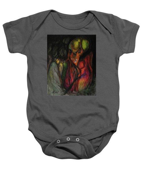Elder Keepers Baby Onesie