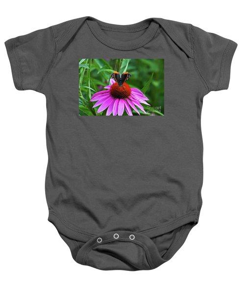 Elegant Butterfly Baby Onesie