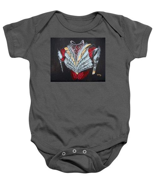 Elven Armor Baby Onesie