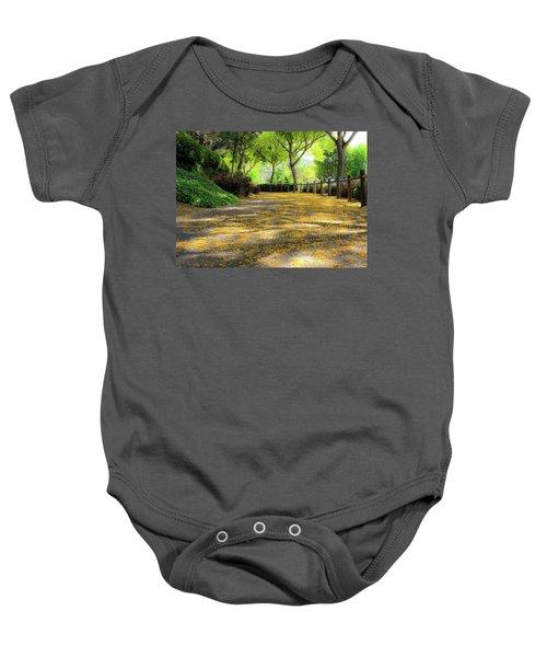 Enchanted Path Baby Onesie