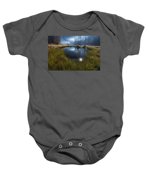 Enchanted Pond Baby Onesie