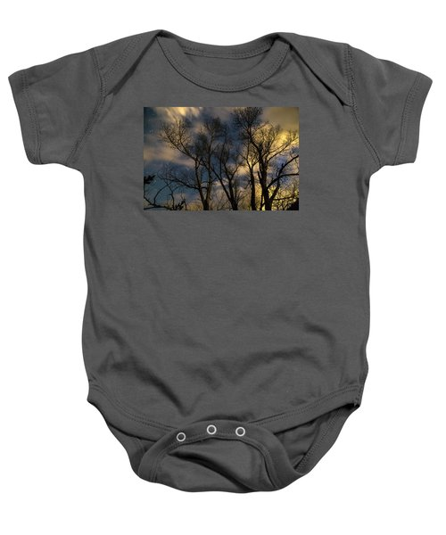 Baby Onesie featuring the photograph Enchanting Night by James BO Insogna