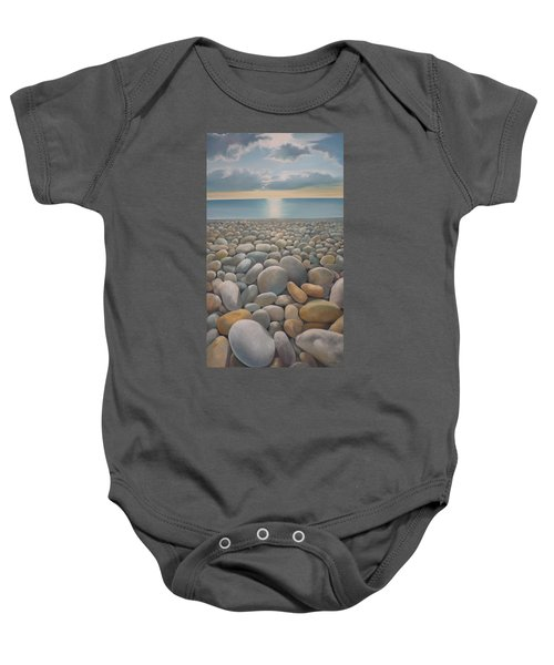 End Of The Day Baby Onesie