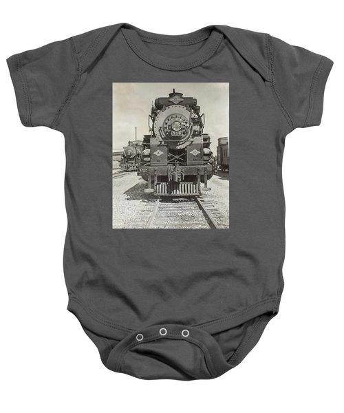 Engine 715 Baby Onesie