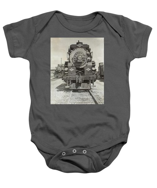 Engine 715 Baby Onesie