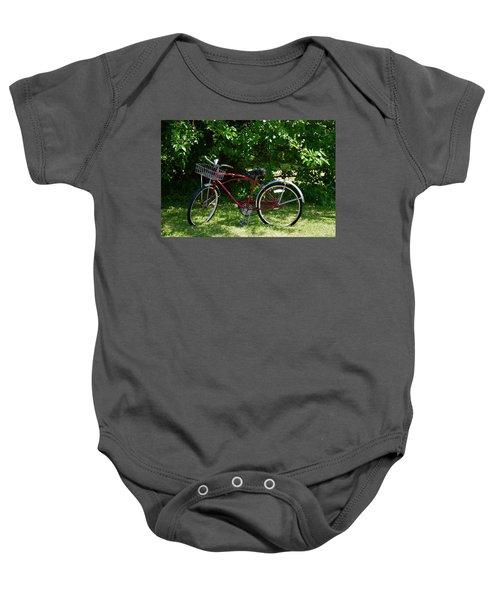 Enjoy The Ride Baby Onesie