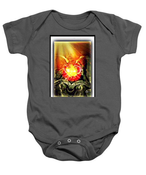 Enlightenment Baby Onesie
