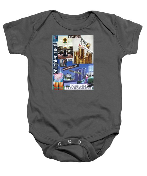 Envision More Baby Onesie