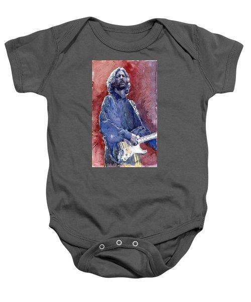 Eric Clapton 04 Baby Onesie