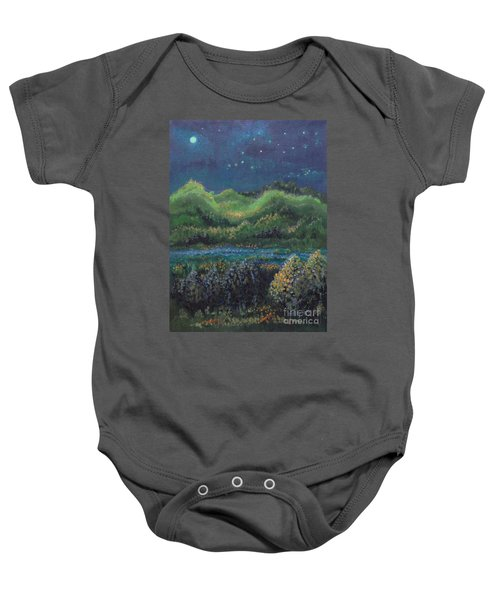 Ethereal Reality Baby Onesie