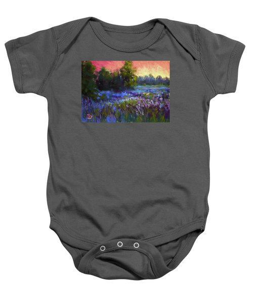 Evening Serenade Baby Onesie