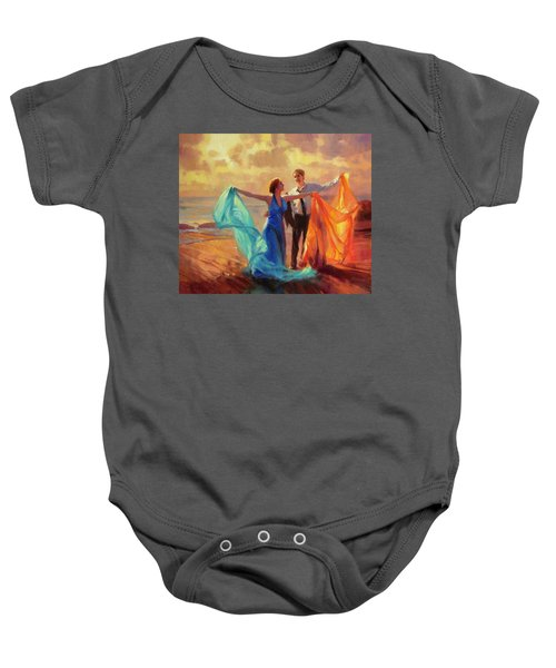 Evening Waltz Baby Onesie