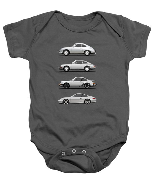 Evolution Of The 911 Baby Onesie