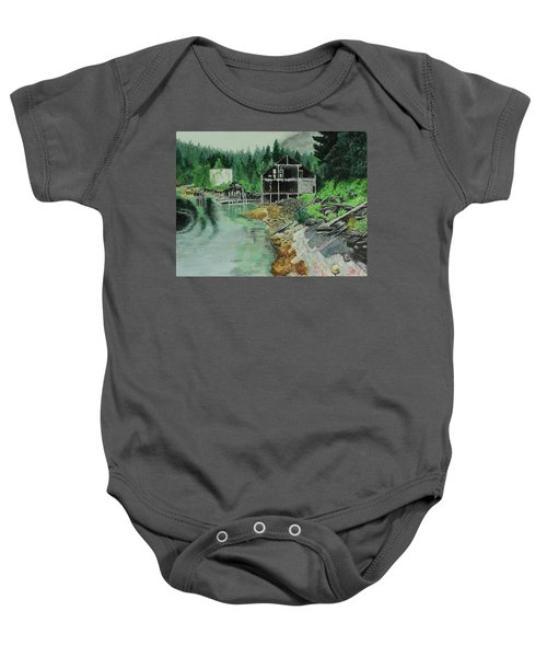 Ex-cannery Baby Onesie