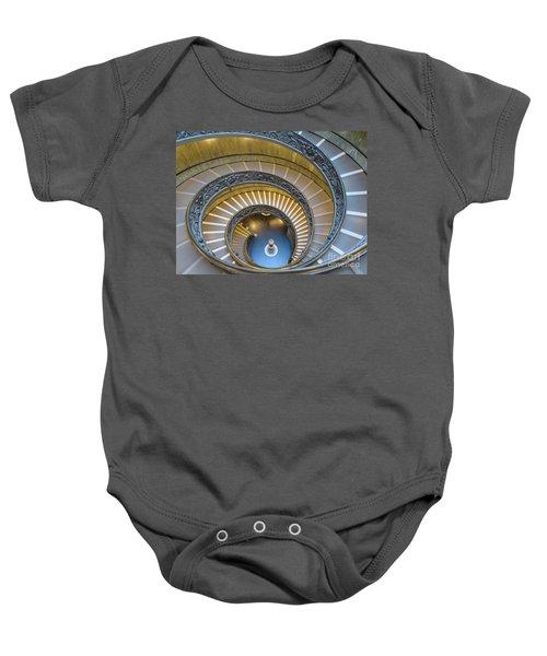 Exeunt Sistine Chapel Baby Onesie