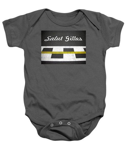 F1 Circuit Gilles Villeneuve - Montreal Baby Onesie