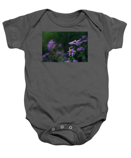 Fading Beauty Baby Onesie