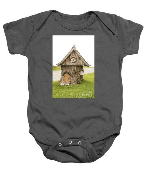 Fairy House In Vermont Baby Onesie