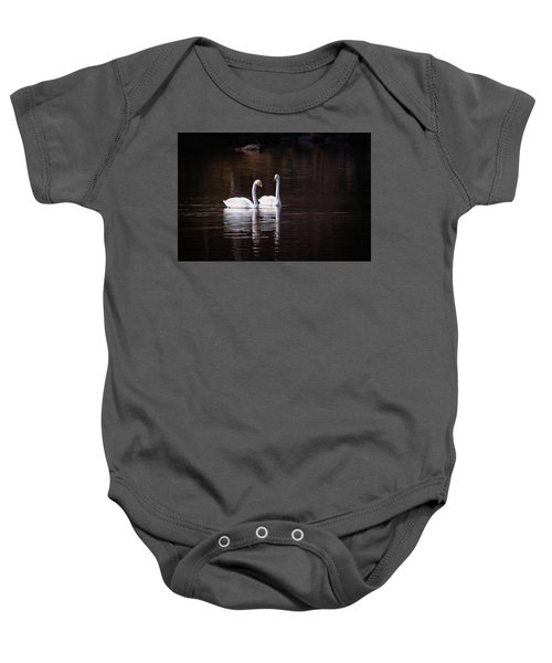 Faithfulness Baby Onesie