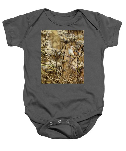 Fall Call Baby Onesie